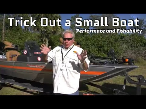 7 ways to Trick Out a Small Boat for Better Fishing and Performace