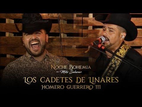 Homero Guerrero Tercero en Noche Bohemia con Mike Salazar