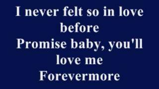 Michael Jackson - The Way You Make Me Feel (lyrics)