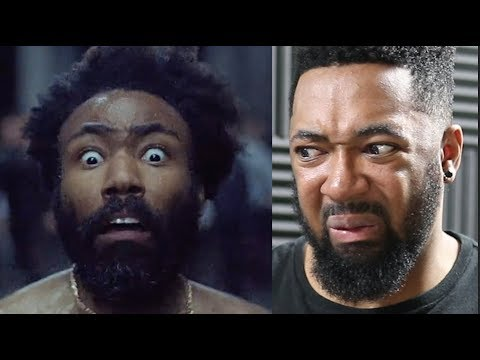 Childish Gambino - This Is America (Official Video) - REACTION mp3