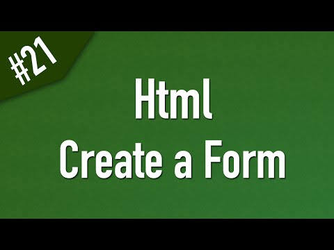 تعلم Html القائمة #1 الفديو #21
