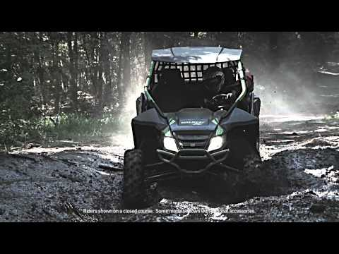 2016 Arctic Cat Wildcat 4X in Roscoe, Illinois - Video 3