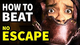 """How To Beat EVERY TRAP In """"No Escape"""""""