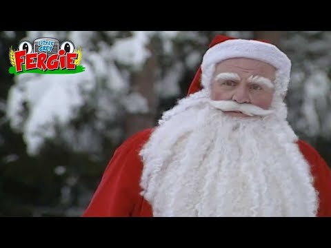 Jingle Bells 🔔 - Little Grey Fergie's Christmas Song | Kids Christmas Song 🎶🎵