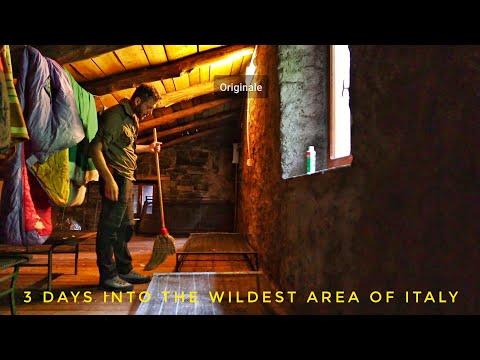 , title : '3 giorni nell'area più selvaggia ed isolata d'italia. Riserva integrale (SOTTOTITOLATO)