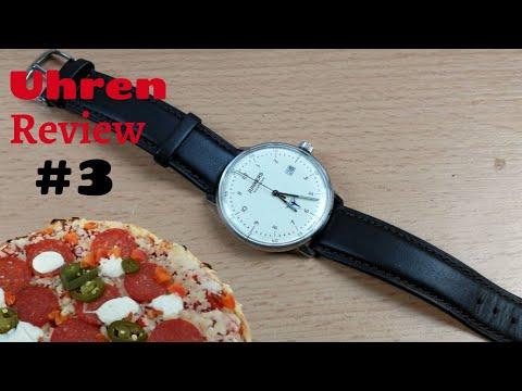 Uhren Review #3  Junker Uhr, top oder flop? Und sinnloser vlog