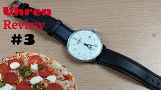 Uhren Review #3| Junker Uhr, top oder flop? Und sinnloser vlog