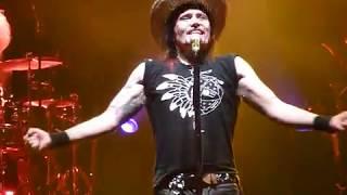 """Adam Ant """"Kings Of The Wild Frontier"""" Leeds Arena 27 May 2017"""