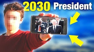 5 Shocking Predictions Made by Time Traveler Noah From 2030