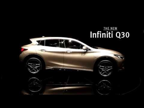 Infiniti  Q30 Хетчбек класса C - рекламное видео 3