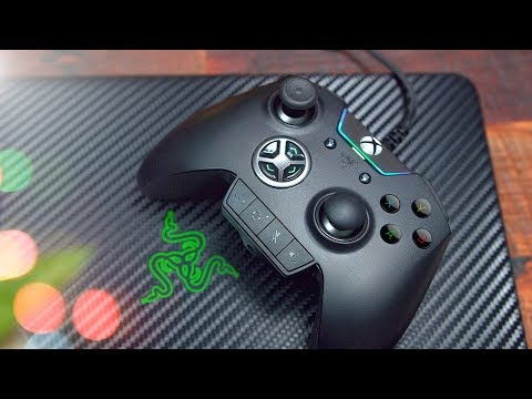 Razer Wolverine Ultimate Controller Review!