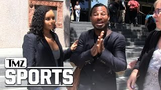 Sugar' Shane Mosley -- My Ex-Wife Robbed Me We Were NEVER Really Married!! | TMZ Sports