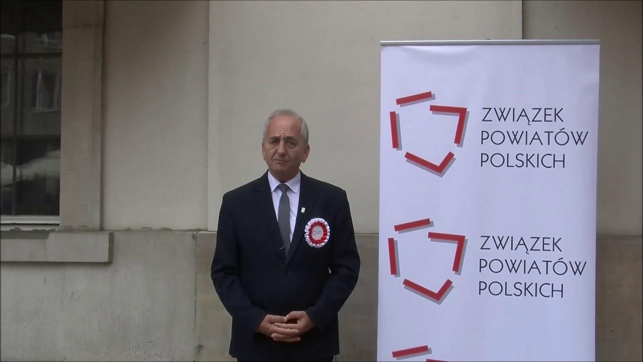 Refleksje starosty Franciszka Koszowskiego podczas Zgromadzenia Jubileuszowego ZPP