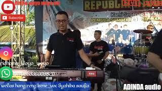 Welas Hang Reng Kene Syahiba Saufa Izull Music Whits Adinda Sound Sistem,live Sumberayu