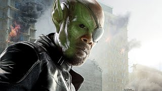 PROOF NICK FURY DIED in WINTER SOLIDER and HAS BEEN A SKRULL THE ENTIRE TIME - Avengers Explained
