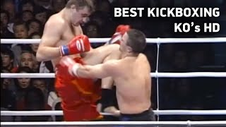 Kickboxing's Best Knockouts: Aerts Skelton Pettas CroCop Hunt Zambidis | Part 8