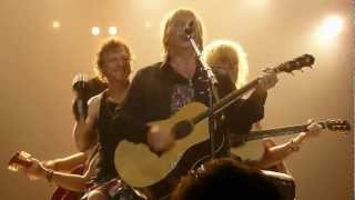 "Def Leppard ""When Love & Hate Collide/ Have You Ever Needed Someone"" live Hamilton July 17 2012"