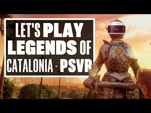 Let's Play Legends Of Catalonia: The Land Of Barcelona – Ian's VR Corner