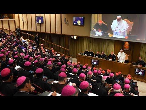 Thế Giới Nhìn Từ Vatican 01/11/2018: Quỷ dữ đang tấn công Mẹ Giáo Hội, Đức Thánh Cha cảnh báo