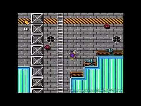 Darkwing Duck 2 (NES Game Homebrew) от Raregame.ru
