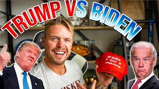 Donald Trump Vs Joe Biden - Who Is The Biggest Idiot?
