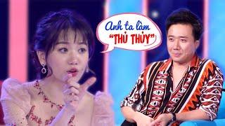 """Cười ngất khi Hari Won sáng tạo Tiếng Việt khiến Trấn Thành """"toát mồ hôi"""" chấn chỉnh"""