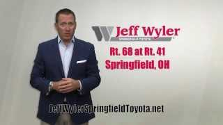preview picture of video 'Jeff Wyler Springfield Toyota - No Money Down Lease'