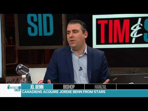 Tim & Sid: Canadiens just happy to get rid of Pateryn in Jordie Benn deal