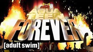 'Aqua Teen Dream' by Patti Smith   Aqua Teen Hunger Force Forever   Adult Swim