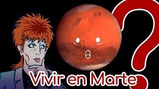 ¿Podremos vivir en Marte? *con Martí de C de Ciencia *- CuriosaMente 152