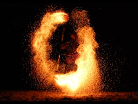 Feuershow Burning Goatees video preview