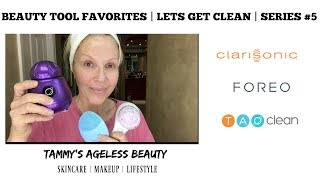 BEAUTY TOOL FAVORITES | GET IT CLEAN | MASSAGE IT | SERIES #5 | #firmskin