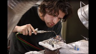 Jewelry / Metal Arts Program At CCA