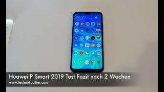 Huawei P Smart 2019 Test Fazit nach 2 Wochen