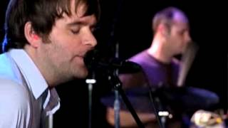 Death Cab for Cutie - A Movie Script Ending (Live on MTV)