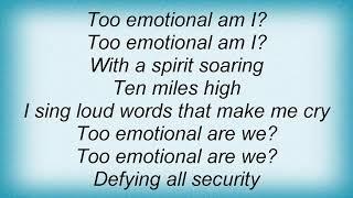 Adam Ant - Feed Me To The Lions Lyrics