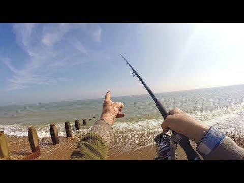 Beach Fishing Tips – Rigs, Tips and Tactics for Plaice Fishing (Flatfish)