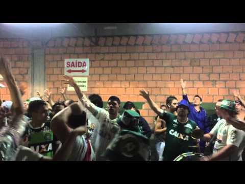 """""""Barra da Chape X Criciúma - Intervalo"""" Barra: Barra da Chape • Club: Chapecoense"""