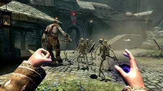 Skyrim Mods: Playable Wolf Queen Race (PS4/XBOX1)