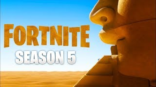 ON ATTEND LE SAISON PASS 5 CONTENUE ECT [FORTNITE/DIRECT/FR]