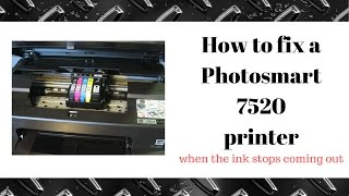 How to fix hp Officejet missing or failed printhead - Thủ thuật máy