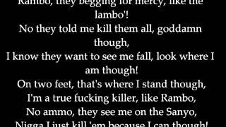 Bryson Tiller - Rambo Lyrics | T R A P S O U L | 2 0 1 5