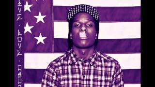 Get Lit - ASAP Rocky (Chopped & Screwed by Dj Out-kast)