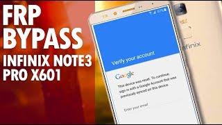 روت Infinix Note Pro 3 X601 H537A1 V106 - मुफ्त ऑनलाइन
