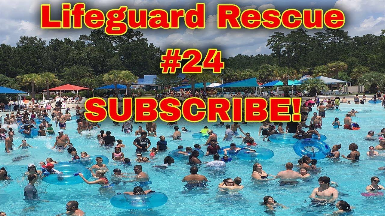 Wavepool Lifeguard Rescue 24