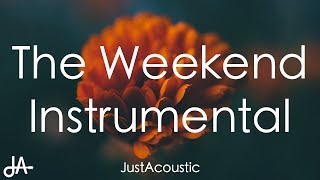 The Weekend   SZA (Acoustic Instrumental)