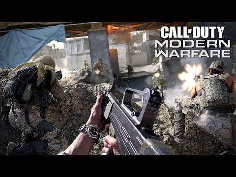 Call of Duty: Modern Warfare  Multiplayer Gameplay LIVE! (COD MW Multiplayer Gameplay)