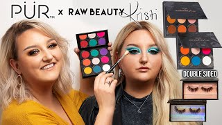 ITS FINALLY HERE! PUR x RAWBEAUTYKRISTI COLLECTION REVEAL!