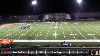 Rogers Heritage High School Football