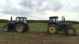 Ford 8630 vs. John Deere 4255